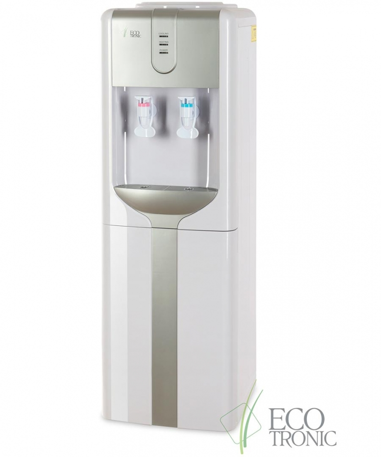 Кулер для воды Ecotronic H3-L Silver, Ecotronic, NP-0002965